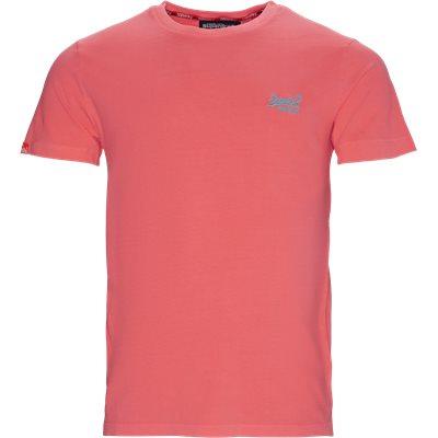 M1010 T-shirt Regular | M1010 T-shirt | Rød